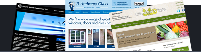 We do - Web design, Chelmsford Essex