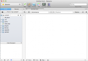 Screen Shot 2012 04 25 at 16.30.39 300x206 Text Editor for Mac OS X   Coda