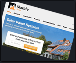 marble solar shot Jeff Turnbull