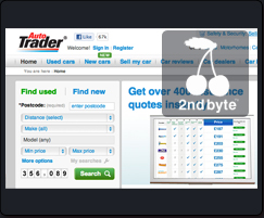 2nbyte autotrader logo Custom Kia Dealer Websites
