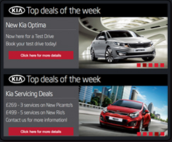 kia top deals of the week1 Custom Kia Dealer Websites